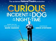 The Curious Incident of the Dog in the Night-Time  Gielgud Theatre