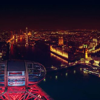 Win Two Tickets for the Coca Cola London Eye and River Cruise