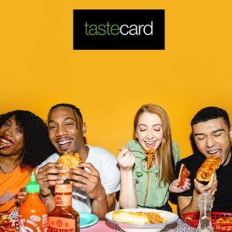 Tastecard 16 25 Railcard